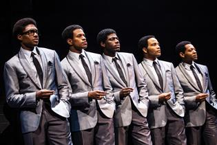 Ain't Too Proud - The Life and Times of the Temptations in New York, New York