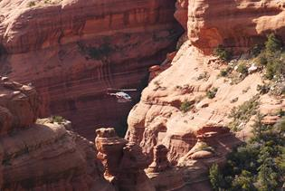Ancient's Way Helicopter Tour of Sedona in Sedona, Arizona