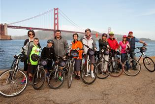 Bay City Bike Rentals & Tours in San Francisco , California