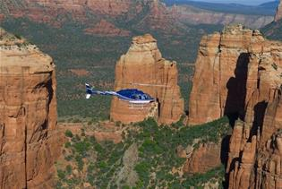 Bear Wallow Run Helicopter Tour of Sedona in Sedona, Arizona