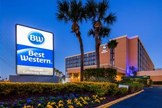 Best Western Orlando Gateway Hotel in Orlando, Florida