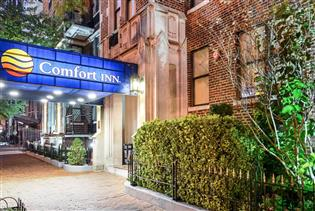 Comfort Inn Downtown DC	 in Washington, District of Columbia