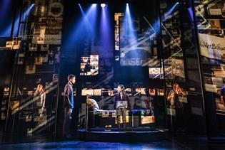 Dear Evan Hansen in New York, New York