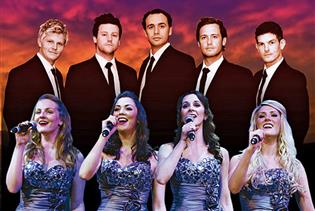 Dublin's Irish Tenors and the Celtic Ladies in Branson, Missouri