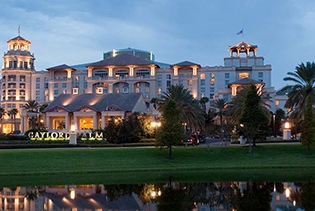 Gaylord Palms in Kissimmee, Florida
