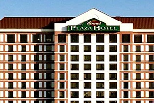 Grand Plaza Hotel in Branson, Missouri