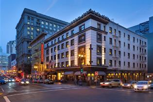 Hotel Abri in San Francisco, California