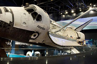 Kennedy Space Center - Admission with Transportation in Orlando, Florida
