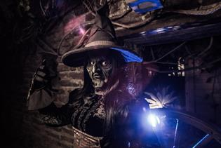 Knott's Scary Farm in Buena Park, California