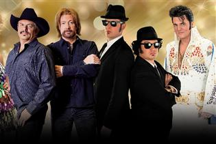 Legends in Concert in Branson, Missouri
