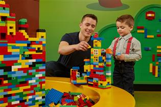 LEGOLAND® Discovery Center Boston in Somerville, Massachusetts