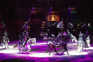 Medieval Times Dinner and Tournament Orlando in Kissimmee, Florida