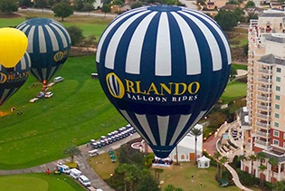 Orlando Balloon Rides in Clermont, Florida