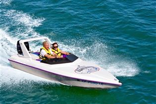 San Diego Speed Boat Adventure Tour in San Diego, California