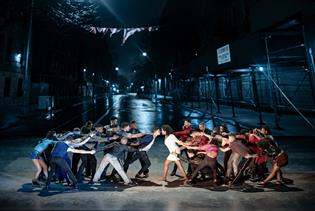 West Side Story in New York, New York