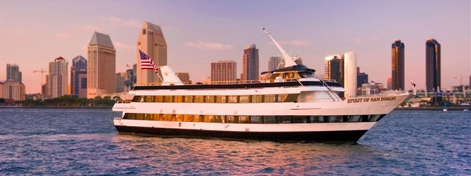 San Diego Harbor Tours by Flagship