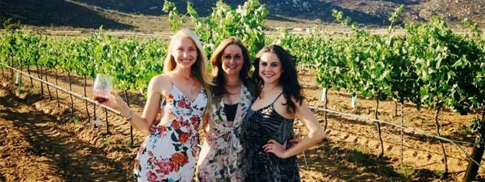 Southern California & Baja Wine Country Tours