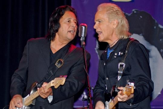 Chris Montez and Brian Hyland