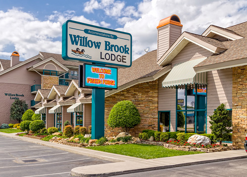 Located on the center of the Parkway, In the Heart of Pigeon Forge