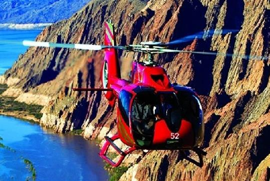 Ace of Adventures Helicopter Tour in Las Vegas, NV