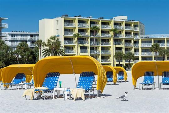 Alden Suites - A Beachfront Resort in St. Pete Beach, FL