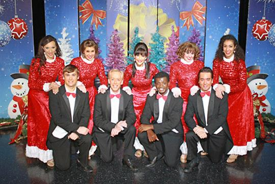 America's Hit Parade ~Tis the Season in Pigeon Forge, Tennessee