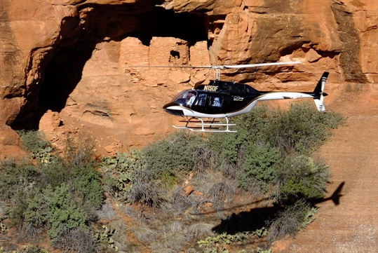 Ancient's Way Helicopter Tour of Sedona, AZ
