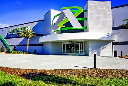 Andretti Indoor Karting & Games in Orlando, FL
