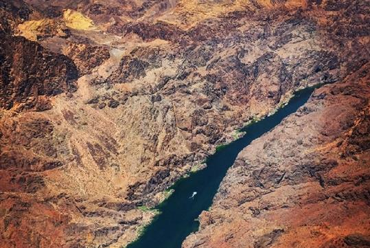 Black Canyon Helicopter Tour with Papillon Grand Canyon Helicopters in Boulder City, NV