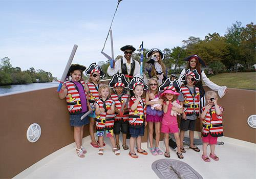 Blackbeard's Pirate Cruise in North Myrtle Beach, South Carolina