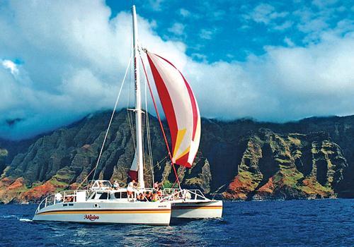 Captain Andy S Poipu Sunset Sail