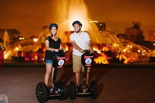Chicago Evening Segway Tour in Chicago, IL