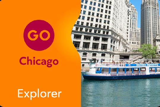 Chicago Multi-Attraction Explorer Pass®