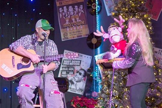 Christmas In Dixie Redneck Style Tickets Myrtle Beach Sc Tripster