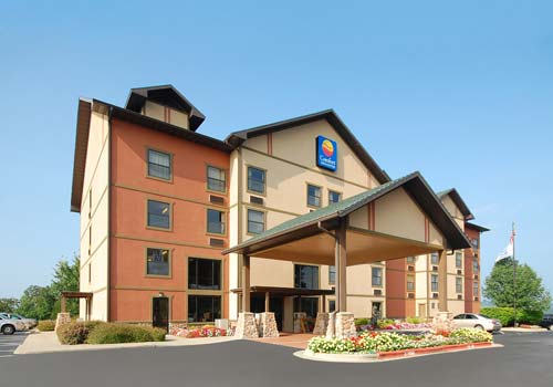 Comfort Inn & Suites in Branson, Missouri