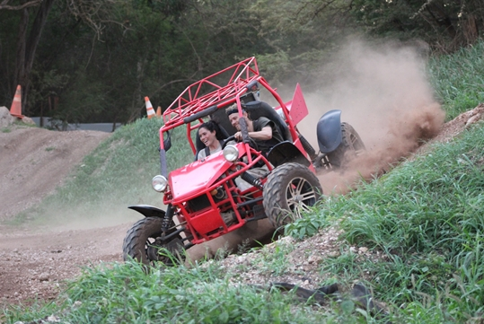 Off-Roading - Coral Crater Adventure Park in Kapolei, Hawaii