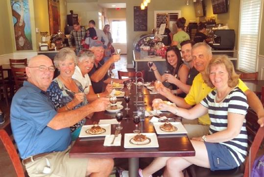Corks and Forks Tour - The Tasting Tours St. Augustine