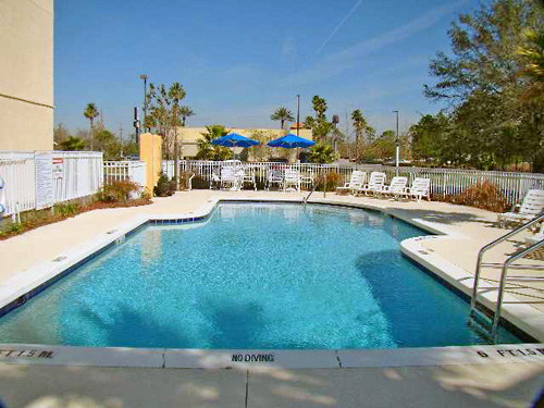 Destiny Palms Hotel in Kissimmee, Florida