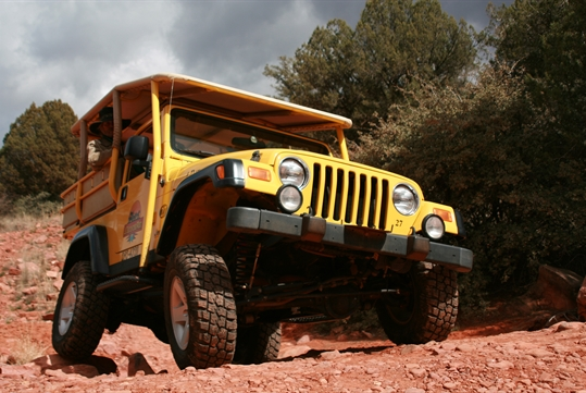 A Day In the West Diamond Gulch Jeep Tour