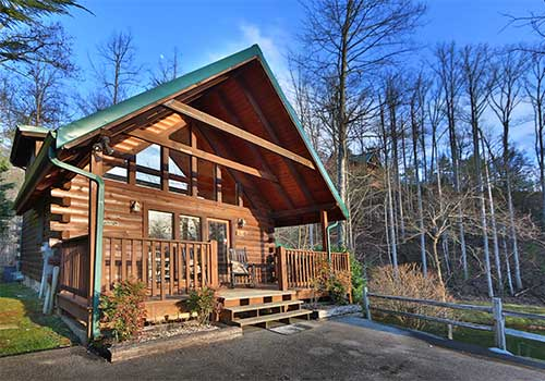 Eden Crest Vacation Rentals in Pigeon Forge, Tennessee