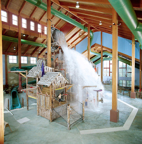 Grand Country Inn Indoor and Outdoor Water Park in Branson, Missouri