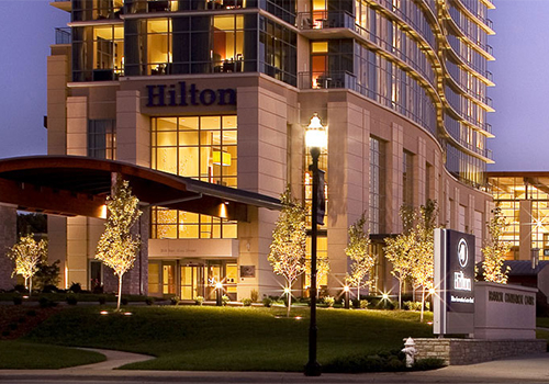 Exterior View - Branson Hilton Convention Center