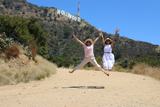 Hollywood Sign Tour in Los Angeles, CA with All Day LA Tours