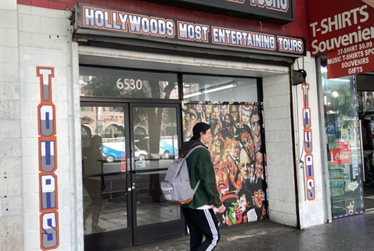Hollywood Stars Tours in Los Angeles, CA