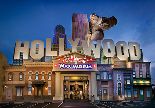 Hollywood Wax Museum in Branson is a can't-miss destination.
