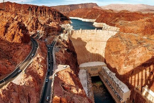 Hoover Dam Helicopter Tour with Papillon Grand Canyon Helicopters in Boulder City, NV