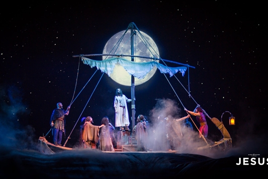 JESUS at Sight & Sound Theatre Branson, MO