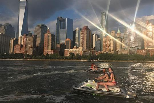 World Trade Center - Jet Ski NYC