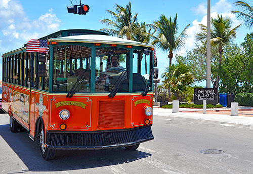 Key West Old Town Trolley Tours in Key West, Florida