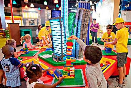 LEGOLAND® Discovery Centre Toronto in Concord, ON